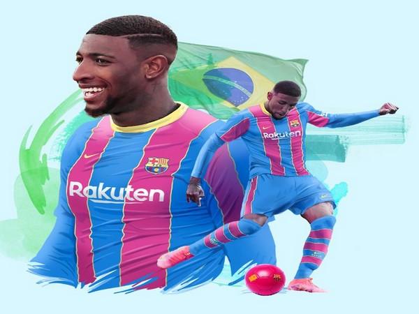 Emerson Royal (Photo/ FC Barcelona Twitter)