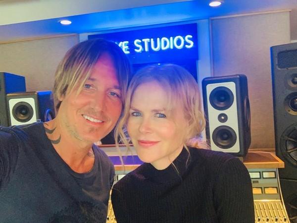 Keith Urban, Nicole Kidman (Image courtesy: Instagram)