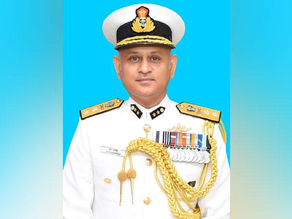 Inspector General Paramesh Sivamani