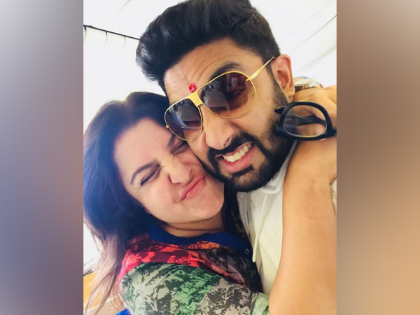 Farah Khan and Abhishek Bachchan (Image courtesy: Instagram)