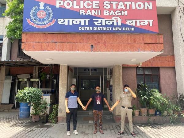 Bhojpuri singer-cum-online fraudster arrested (Photo/ANI)