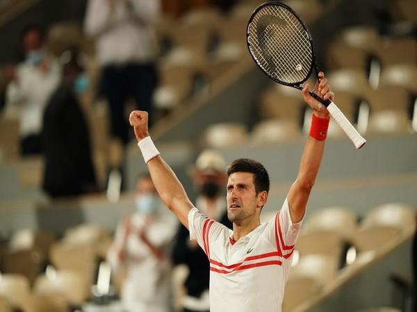 Novak Djokovic (Photo: Nicolas Gouhier/FFT)