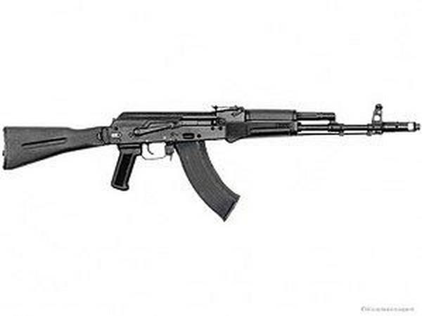 An AK-103 assault rifle (Photo/ANI)