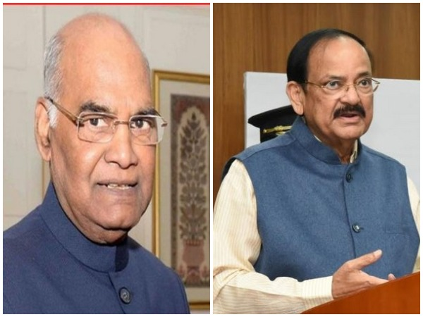 President Ram Nath Kovind and Vice President M Venkaiah Naidu (File Photos)