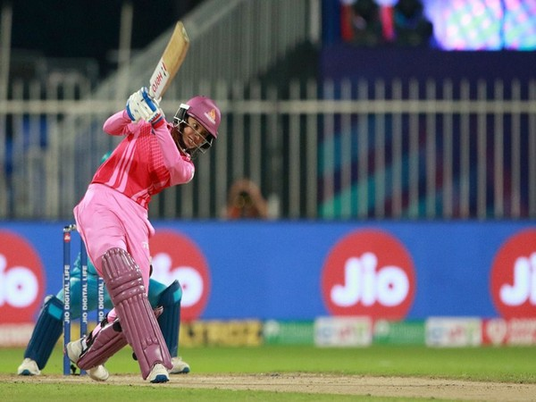 Trailblazers skipper Smriti Mandhana (Photo/ iplt20.com)