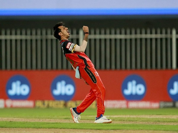 RCB spinner Yuzvendra Chahal. (Photo/ iplt20.com)