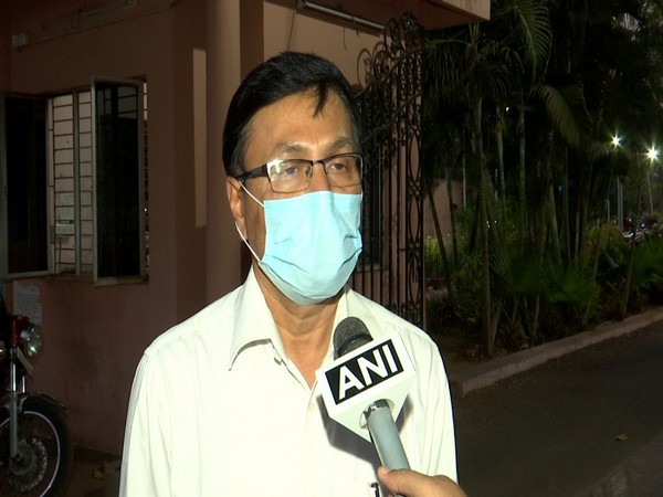 Joint Special Relief Commissioner Prabhat Kumar Mohapatra in conversation with ANI. (Photo/ANI)