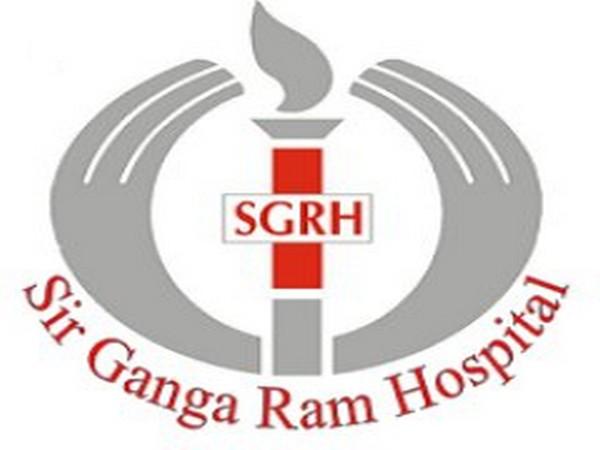 Sir Ganga Ram Hospital logo (Photo/ Twitter)