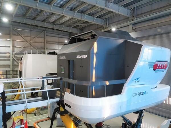 A320 Neo Flight Simulator