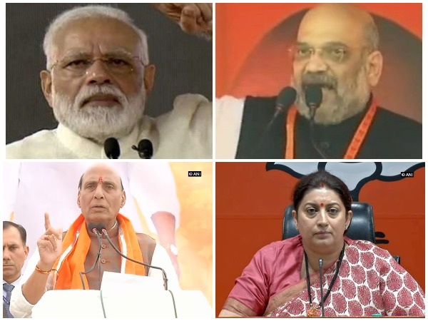 Prime Minister Narendra Modi will seek re-election from Varanasi, while BJP president Shah will try his luck from Gandhinagar.