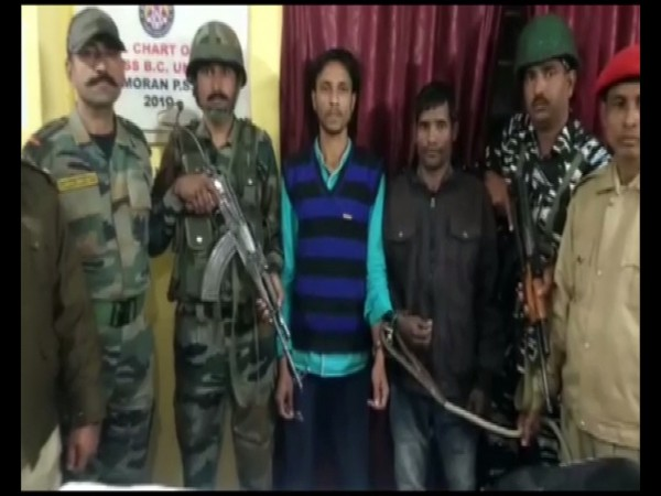 Two AANLA cadres arrested in Assam