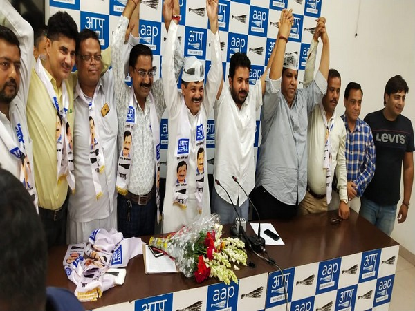 Ghanendra Bharadwaj joins AAP
