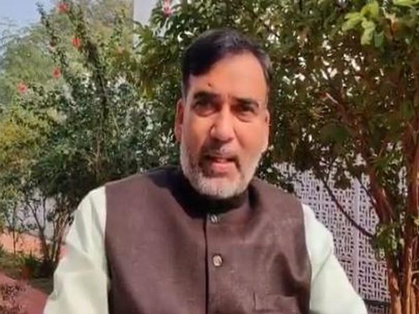 Delhi Minister Gopal Rai