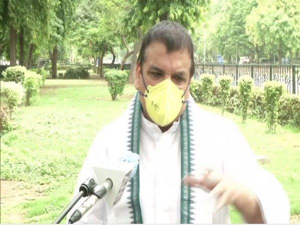 Aam Admi Party leader Sanjay Singh. (File Photo)