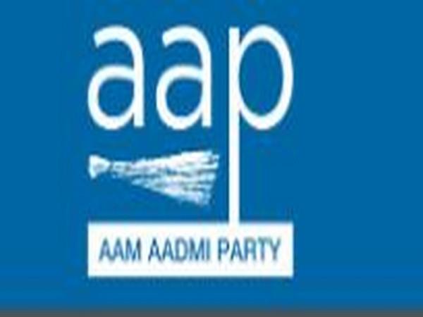 AAP's electoral logo