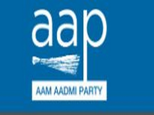 AAP's electoral logo
