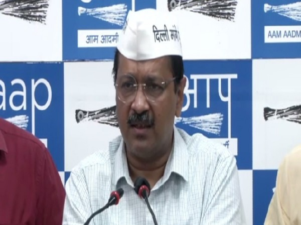 Aam Aadmi Party chief and Delhi Chief Minister Arvind Kejriwal (File Pic)