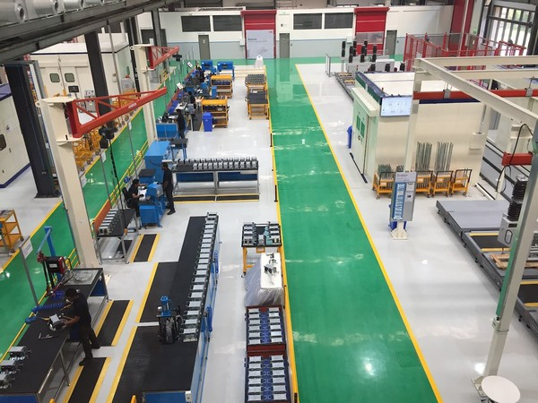 The factory has scored high on multiple parameters including rainwater harvesting and energy savings.