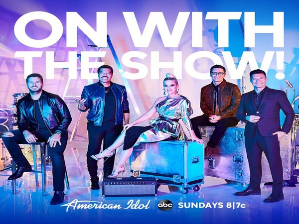 A poster of the show 'American Idol' (Image source: Twitter)