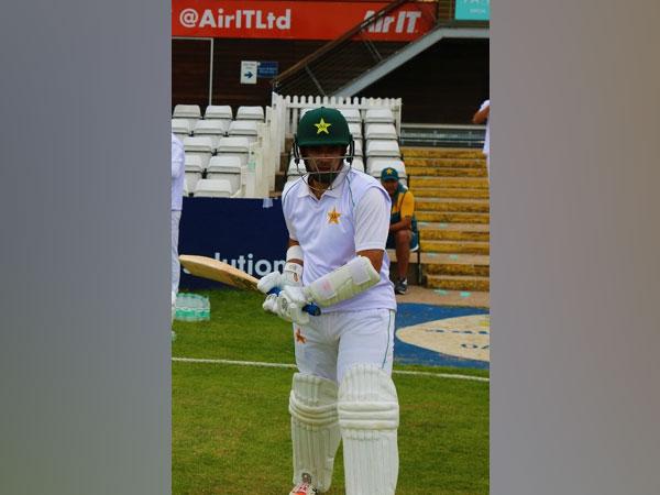 Pakistan batsman Abid Ali (Photo/PCB Media Twitter)