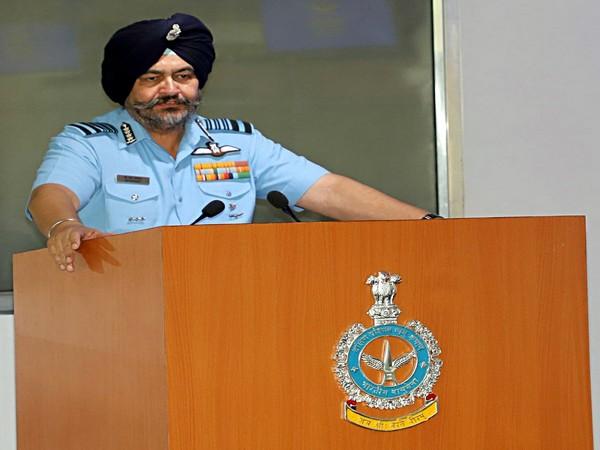Indian Air Force (IAF) chief BS Dhanoa