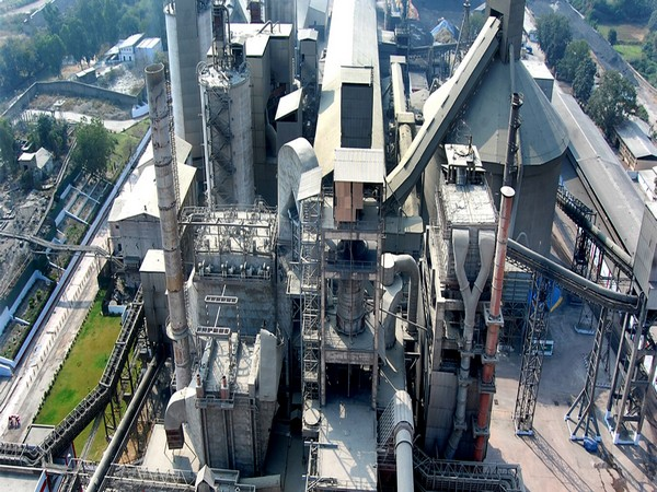The company has 17 cement manufacturing sites and 89 concrete plants across India.