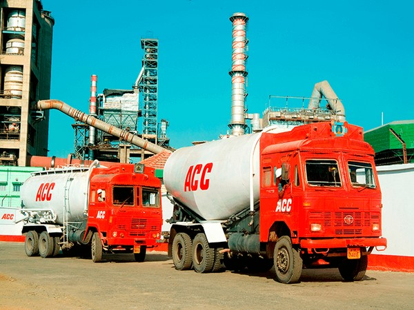 The company has 17 cement manufacturing sites and 80 concrete plants