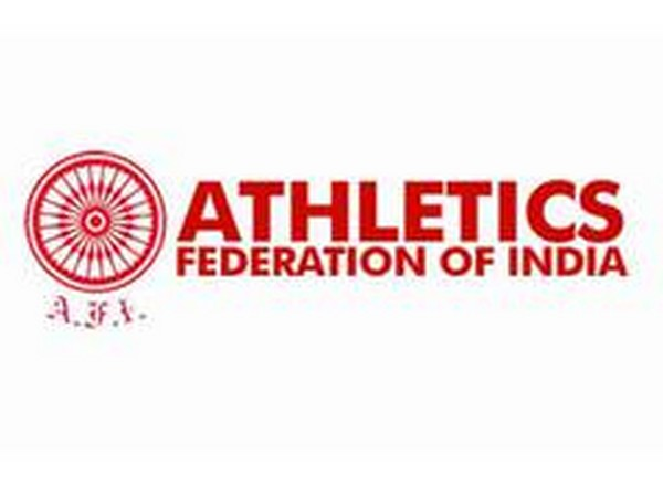 Athletics Federation of India logo
