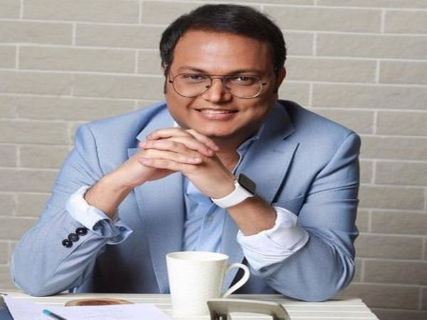 Vibhu Agrawal, the CEO of film production company Ullu Digital Pvt Ltd (Photo: Agrawal's Twitter handle)