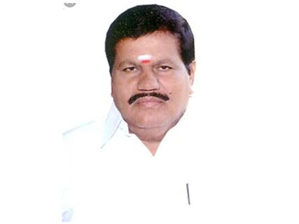 Late AIADMK MLA R Kanagaraj. Photo/File
