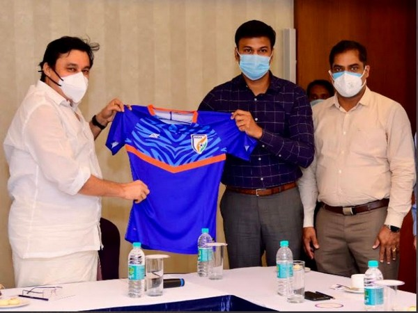 Govt of Kerala, AIFF announce collaboration on multiple football development projects (Photo/AIFF twitter)