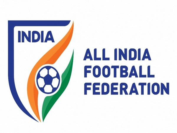 Logo of All India Football Federation