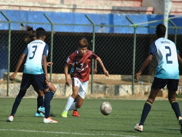 Gokulam Kerala will take on KRYPHSA FC in the final of the IWL. (Photo/Indian Football Team Twitter)