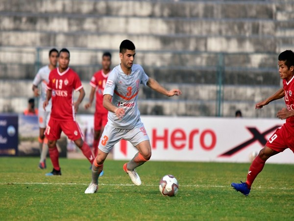 Indian Arrows young defender Sajad Hussain (Image: AIFF)