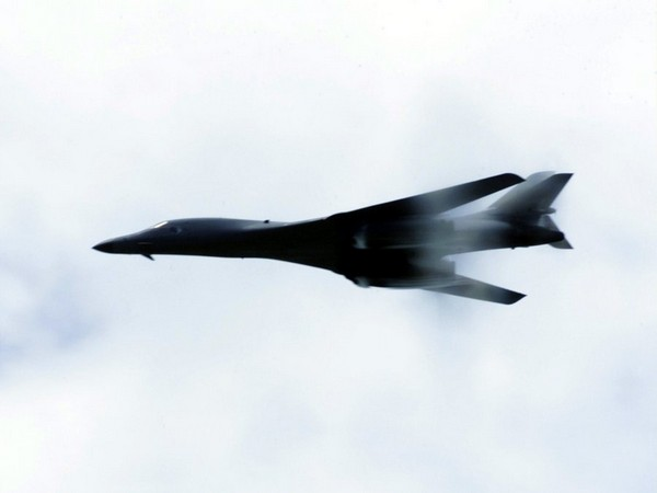 The B-1B Lancer, a supersonic heavy bomber, is a truly remarkable aircraft, capable of carrying out missions worldwide from its bases in the United States
