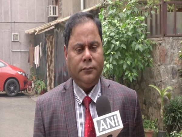 Dr Sudhir Gupta, head of the forensic team at AIIMS, talking to ANI on Monday. Photo/ANI