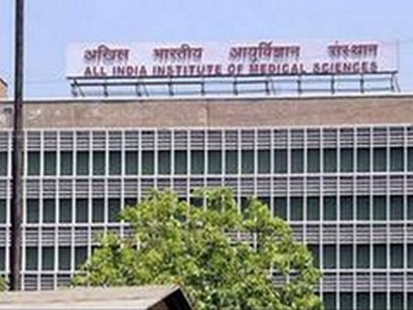 A view of AIIMS, New Delhi.