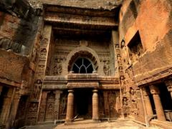 Ajanta Caves (for representative purpose)