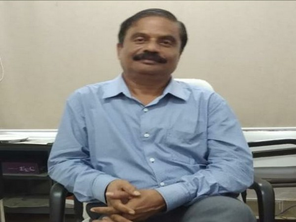 Central Excise Assistant Commissioner AK Dhal. File photo
