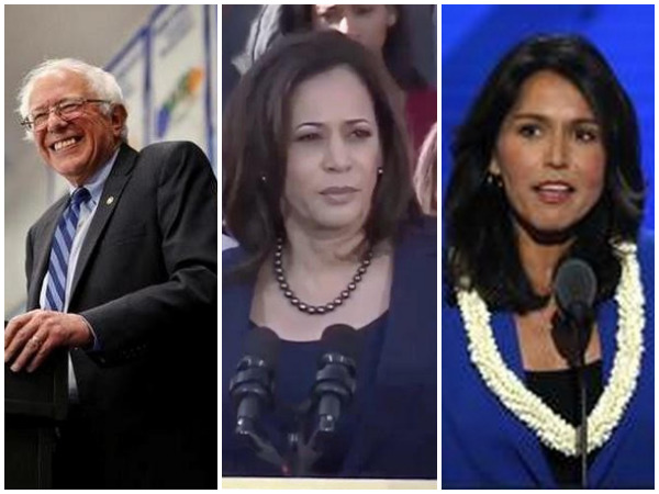 Democrats name 20 presidential candidates for first debate.