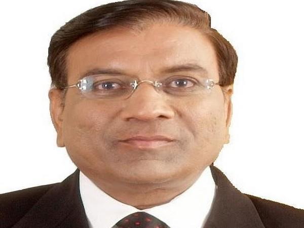 Jayantibhai Patel, President, AMAI