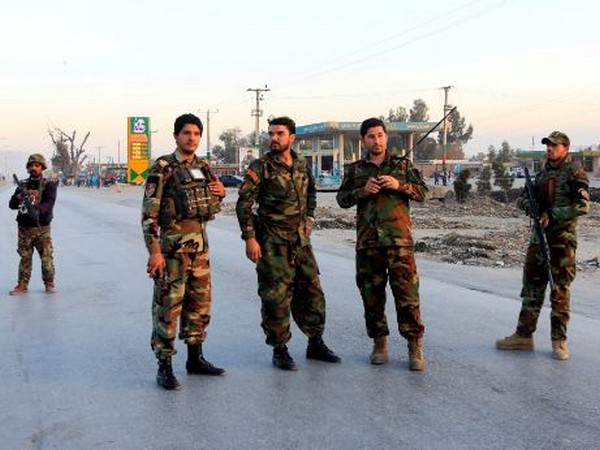 Afghan National Army (Photo Credit - Reuters)