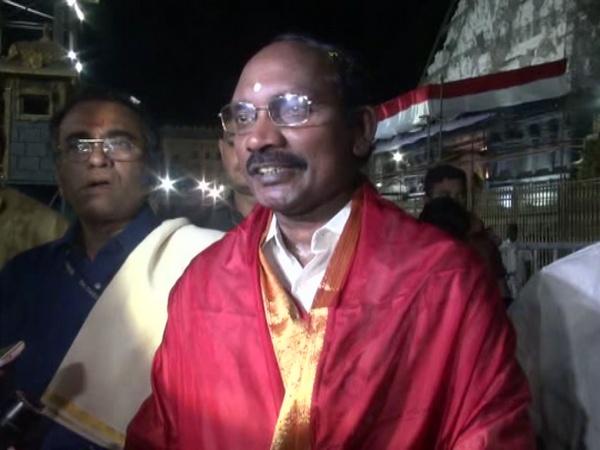 ISRO Chairman K Sivan (File photo)