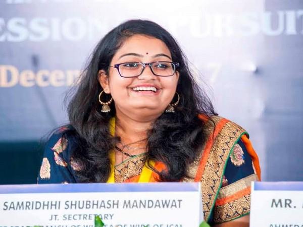 Samridhhi Mandawat