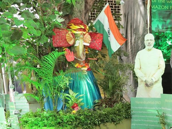 Tree Ganesha movement