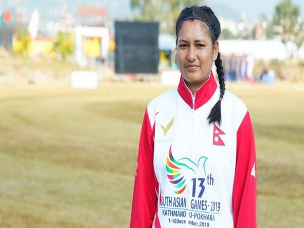 Nepali cricketer scripts world record in SAG 2019