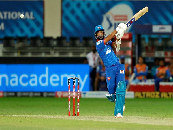 Delhi Capitals batsman Ajinkya Rahane (Photo: BCCI/ IPL)