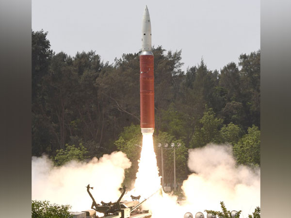 ASAT missile used in Mission Shakti (Source: PIB)
