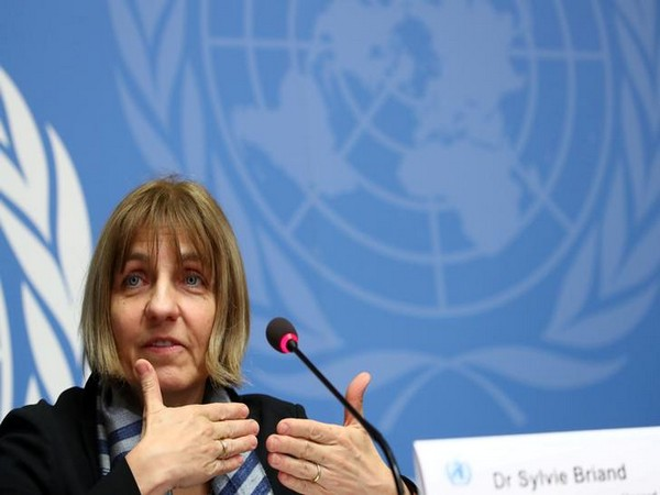 Sylvie Briand, director of global infectious hazard preparedness at the WHO in Geneva.