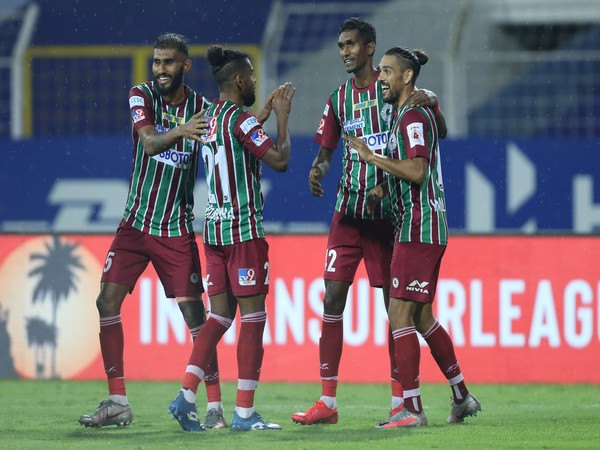 ATK Mohun Bagan players (Photo/ ISL)